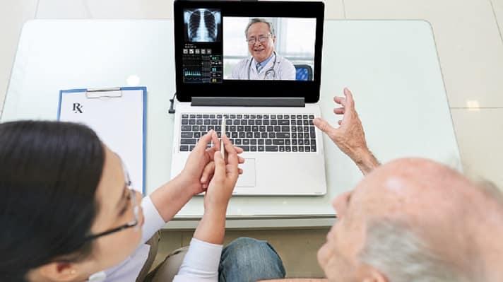 telehealth online consultation